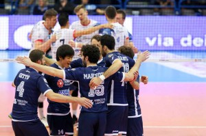 15/04/2018 Top Volley Latina - Gi Group Monza (And Semifinale Challenge Cup)