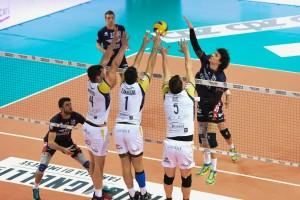 15/04/2018 Caloni Agnelli Bergamo-Monini Spoleto (semifinali playoff)