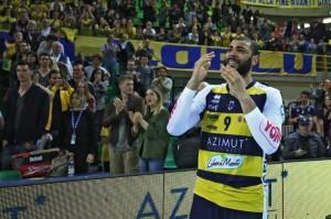 15/04/2018 Modena Volley - Cucine Lube Civitanova