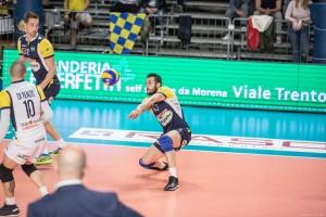 18/04/2018 Monini Marconi VS Caloni Agnelli Bergamo - semifinale (Foto di Cristian Sordini)