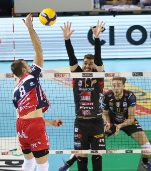 20/10/2019 Cucine Lube Civitanova vs Gas Sales Piacenza