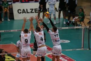 20/10/2019 Calzedonia Verona vs Globo Banca Popolare del Frusinate Sora