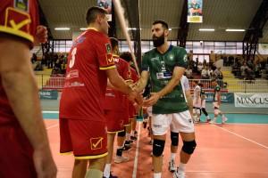 20/10/2019 Pool Libertas Cantù vs Conad Reggio Emilia