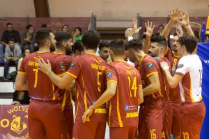 20/10/2019 Roma Volley Club vs Gestioni