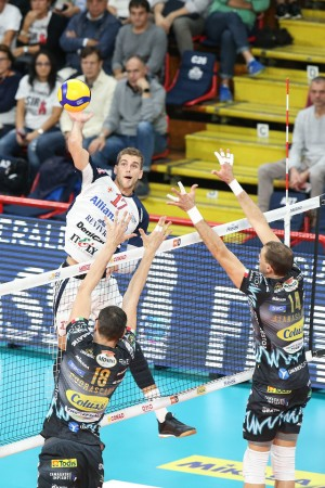 24/10/2019 Sir Safety Conad Perugia vs Allianz Milano