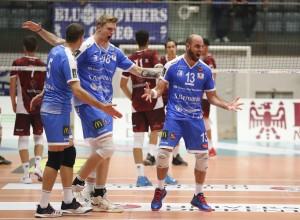 26/10/2019 UniTrento vs Bam Acqua san Bernardo Cuneo