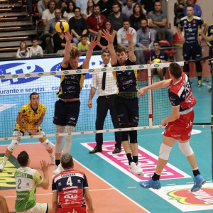26/10/2019 Gas Sales Piacenza vs Leo Shoes Modena