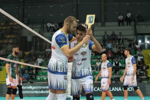 27/10/2019 Materdominivolley.it Castellana Grotte vs Pool Libertas Cantù
