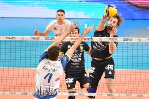03/11/2019 Olimpia Bergamo vs Materdominivolley.it Castellana Grotte