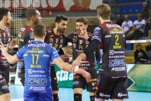 07/11/2019 Cucine Lube Civitanova vs Top Volley Latina