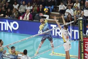 09/11/2019 Itas Trentino vs Calzedonia Verona
