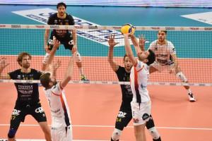 09/11/2019 Olimpia Bergamo vs Emma Villas Aubay Siena