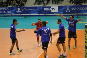 10/11/2019 GIS Ottaviano vs Roma Volley Club