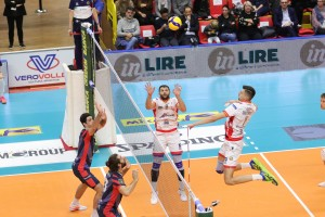 13/11/2019 Vero Volley Monza vs Consar Ravenna