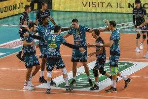 14/11/2019 Kioene Padova vs Sir Safety Conad Perugia