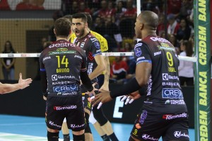 17/11/2019 Cucine Lube Civitanova vs Leo Shoes Modena