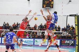 17/11/2019 Sarca Italia Chef Centrale Brescia vs Kemas Lamipel Santa Croce