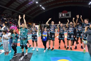 17/11/2019 Sir Safety Conad Perugia vs Tonno Callipo Calabria Vibo Valentia