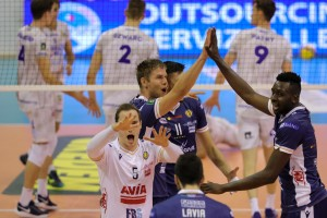 17/11/2019 Top Volley Latina vs Consar Ravenna