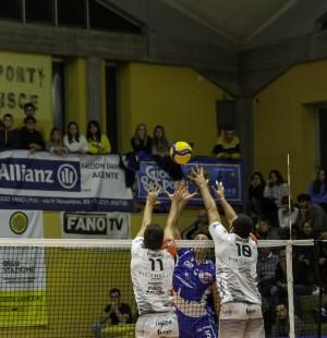 17/11/2019 Gibam Fano vs Mosca Bruno Bolzano