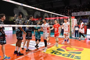 24/11/2019 Sir Safety Conad Perugia vs Consar Ravenna