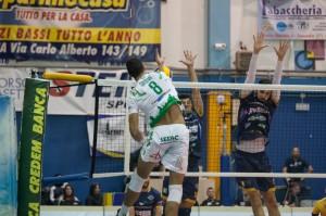 24/11/2019 Sabaudia Pallavolo vs Menghi Macerata