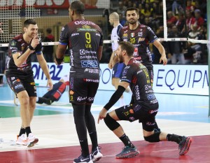 27/11/2019 Cucine Lube Civitanova vs Vero Volley Monza