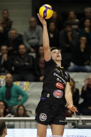 27/11/2019 Consar Ravenna vs Calzedonia Verona