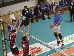 30/11/2019 UniTrento Volley vs. Goldenplast Civitanova