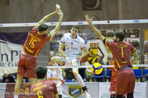 30/11/2019 Roma Volley Club vs goEnergy Corigliano-Rossano