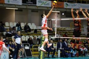 01/12/2019 Tonno Callipo Calabria Vibo Valentia vs Consar Ravenna