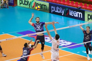 07/12/2019 Vero Volley Monza vs Globo Banca Popolare del Frusinate Sora