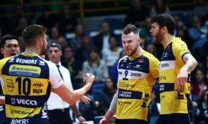 08/12/2019 Leo Shoes Modena vs Calzedonia Verona