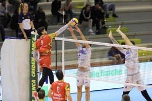 08/12/2019 Top Volley Cisterna vs Tonno Callipo Calabria Vibo Valentia