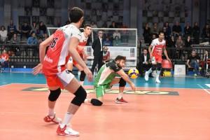 08/12/2019 Olimpia Bergamo vs Kemas Lamipel Santa Croce