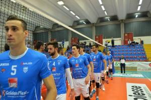 08/12/2019 Tipiesse Cisano Bergamasco vs GoldenPlast Civitanova