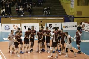 08/12/2019 Gibam Fano vs UniTrento