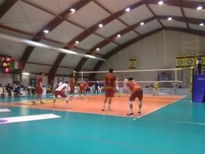 15/12/2019 Roma Volley Club vs Aurispa Alessano