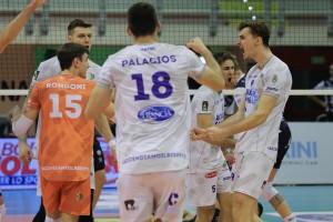22/12/2019 Top Volley Cisterna vs Gas Sales Piacenza