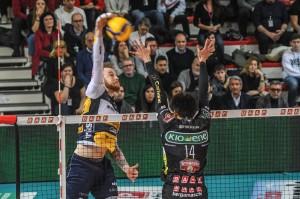 26/12/2019 Kioene Padova vs Leo Shoes Modena