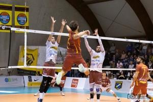 26/12/2019 Roma Volley Club vs Maury's Com Cavi Tuscania
