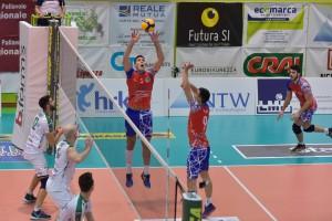 04/01/2020 HRK Motta di Livenza vs ViViBanca Torino 04-01-2020