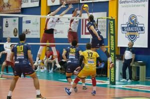 05/01/2020 Gestioni e Soluzioni Sabaudia vs Roma Volley Club