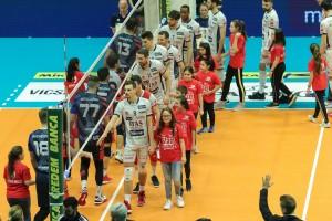 16/01/2020 Vero Volley Monza vs Itas Trentino