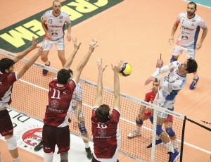 18/01/2020 UniTrento Volley vs Tipiesse Cisano Bergamasco