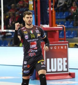 22/01/2020 Cucine Lube Civitanova vs Vero Volley Monza