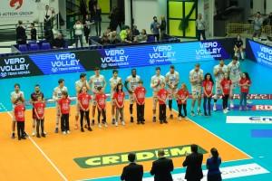 25/01/2020 Vero Volley Monza vs Top Volley Cisterna