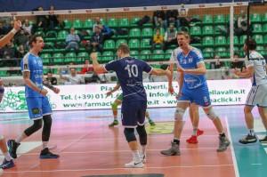 08/02/2020 BAM Acqua S.Bernardo Cuneo vs Mosca Bruno Bolzano
