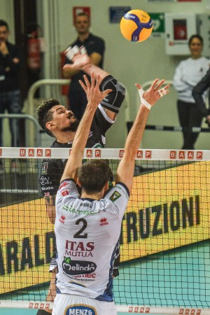 09/02/2020 Kioene Padova vs Itas Trentino