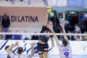 09/02/2020 Top Volley Cisterna vs Globo Banca Popolare del Frusinate Sora